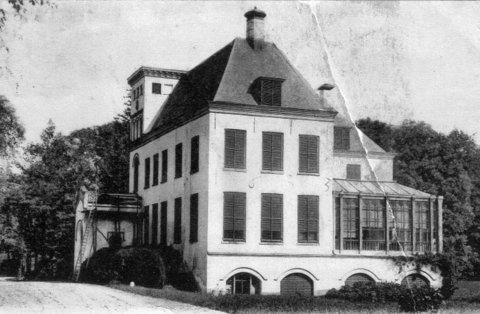 Huize Harmelen, 2e helft 19e eeuw tot 1920