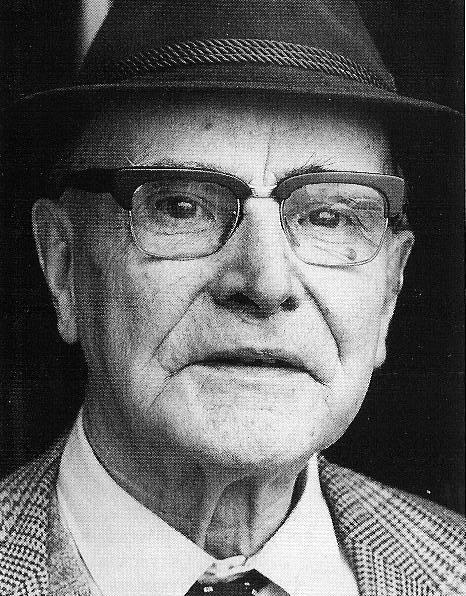 Martin G.J. Mulder 19 november 1902 - 11 juli 1991
